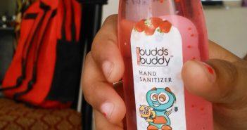 buddsbuddy hand sanitizer