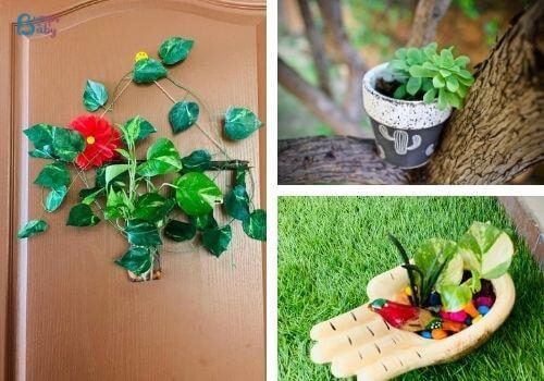 DIY Raksha Bandhan gifts plants