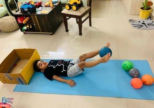 Lockdown activities for kids indoor workout