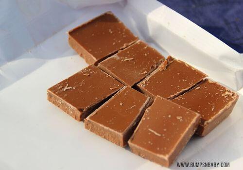 chocolate burfi chocolate recipe for kids