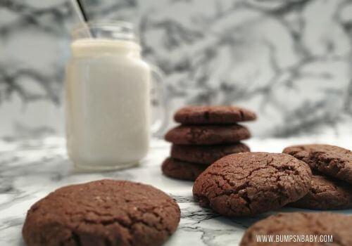 peanut butter chocolate cookies recipe chocolate recipe for kids