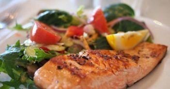 vitamin D rich food salmon