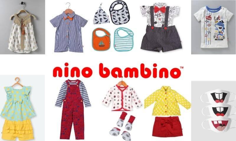 Nino Bambino organic clothing