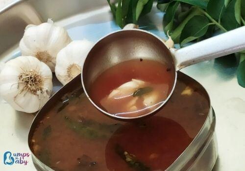 garlic rasam recipes to boost immunity