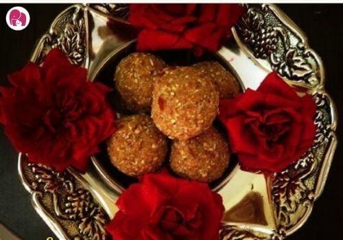 Sesame laddu Diwali Sweets Recipes For Kids