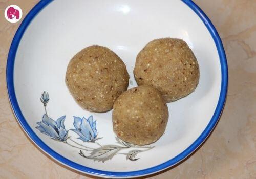coconut laddu diwali sweets for kids