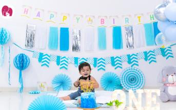 first birthday theme for boys