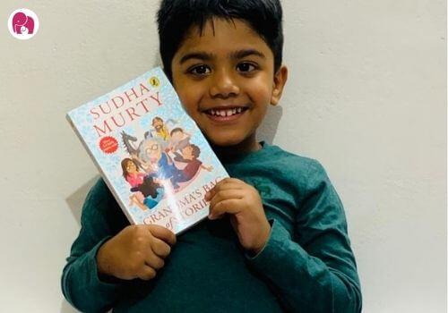 Sudha Murty Books for kids